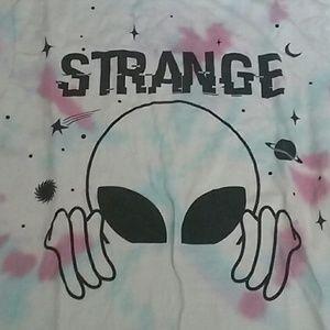 Strange Alien Shirt